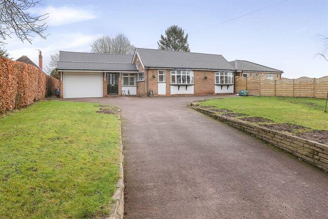 Thumbnail Detached bungalow for sale in Belbroughton Road, Clent, Stourbridge