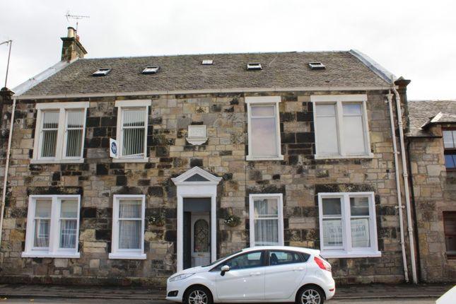 Thumbnail Flat for sale in Main Street, Lochwinnoch
