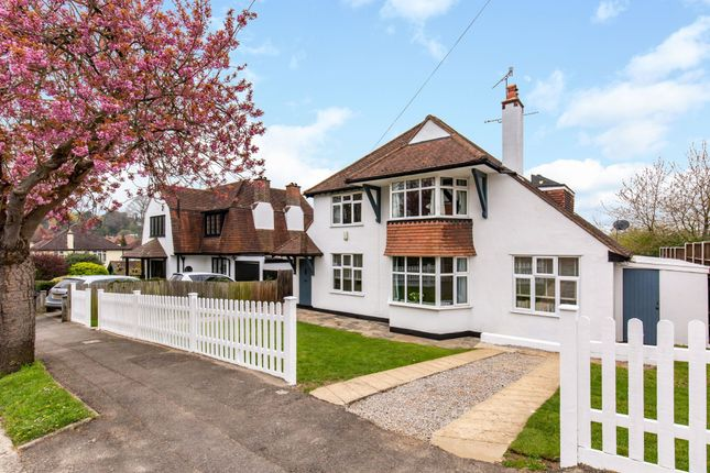 Thumbnail Detached house for sale in Marlpit Avenue, Coulsdon