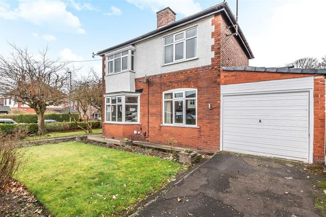 Thumbnail Detached house for sale in Houghton Lane, Swinton, Manchester