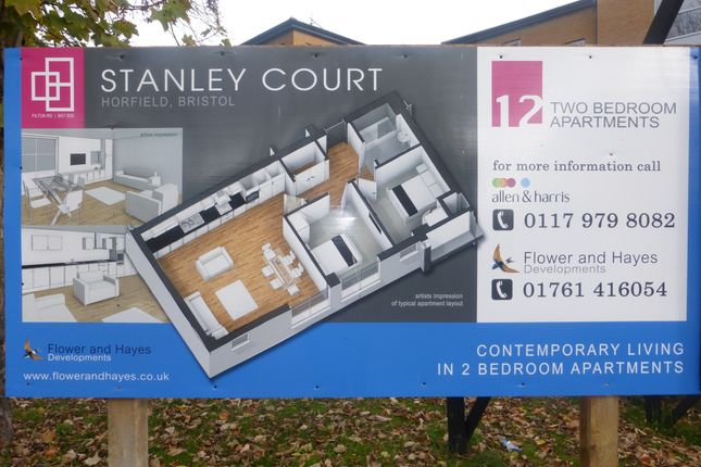 Thumbnail Flat for sale in Filton Road, Horfield, Bristol