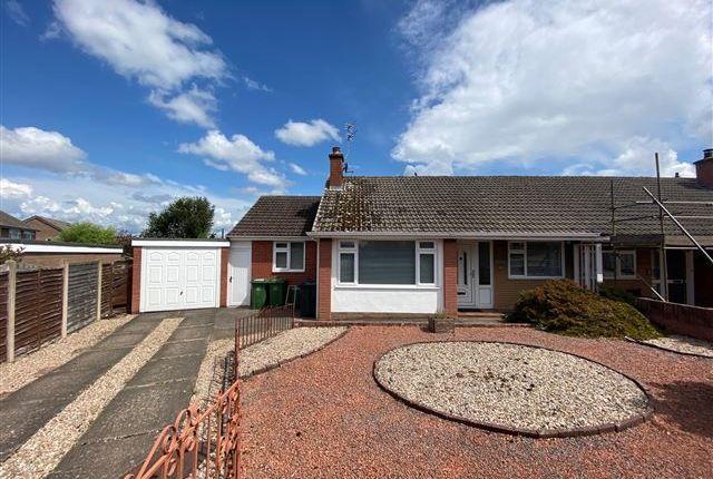 2 bed bungalow for sale in Kelvin Grove, Carlisle, Cumbria CA2