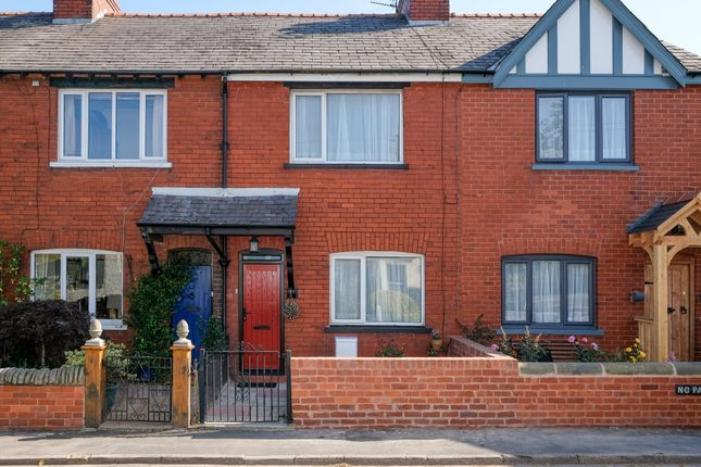 Thumbnail Terraced house for sale in Burford Lane, Lymm