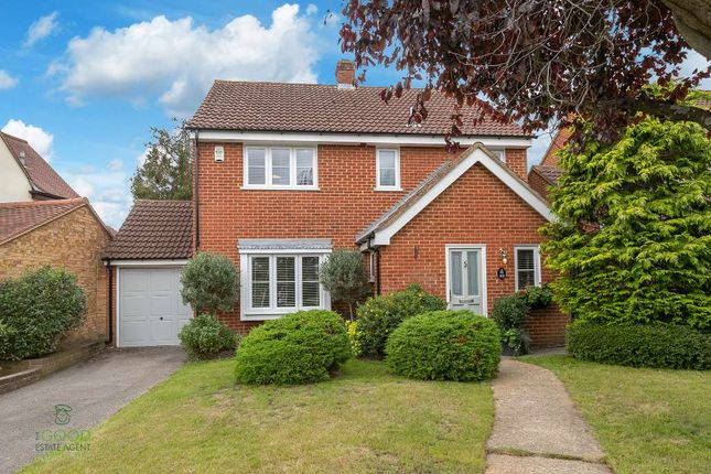 Thumbnail Detached house for sale in The Lindens, Loughton