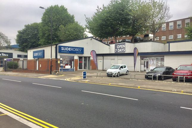 Thumbnail Retail premises to let in 223 Meadowhall Road, Sheffield