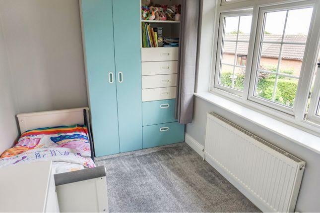 Bedroom Four of Leedhams Croft, Walton-On-Trent, Swadlincote DE12