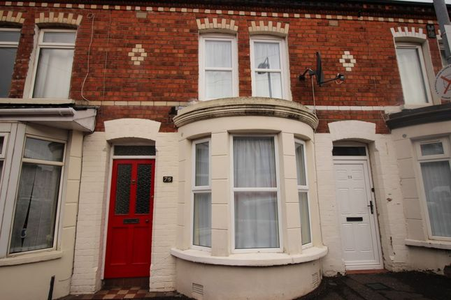Thumbnail Terraced house to rent in Windsor Road, Belfast