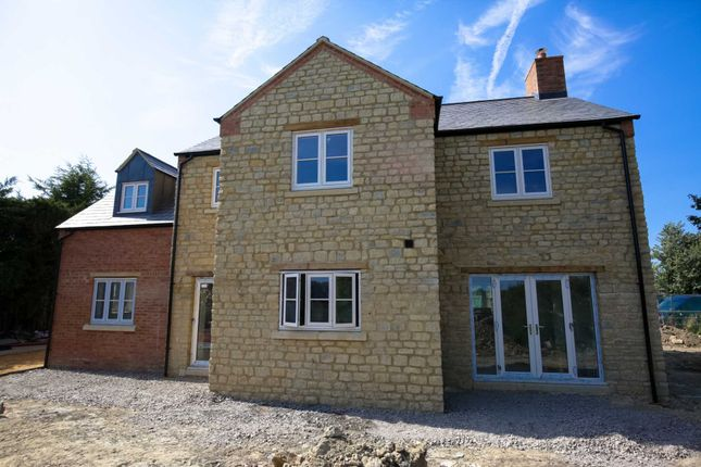 Thumbnail Detached house for sale in Grays Lane, Paulerspury, Towcester