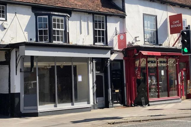 Thumbnail Retail premises to let in Hart Street, Henley-On-Thames