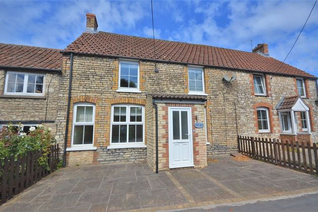 Thumbnail Terraced house to rent in The Street, Bishop Sutton, Bristol