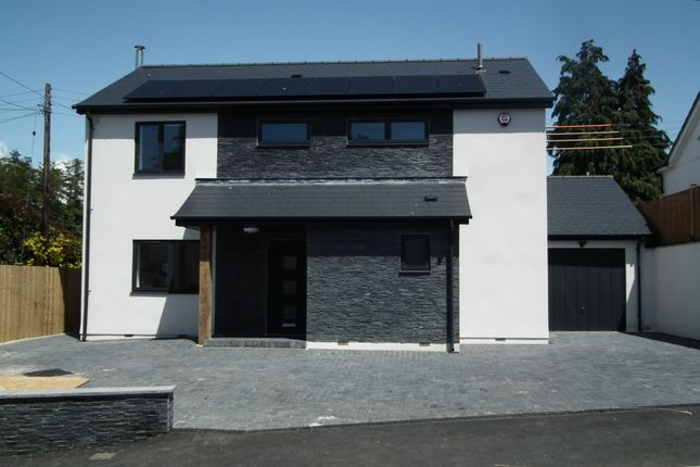 Thumbnail Detached house for sale in Jubilee Hill, Pelynt, Nr Looe