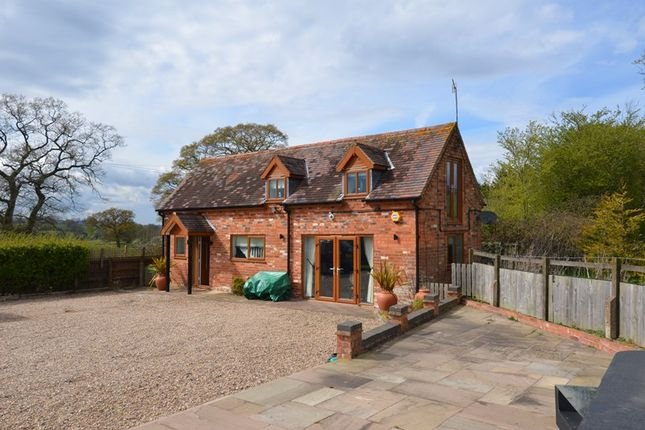 Thumbnail Detached house for sale in Lilley Green Road, Alvechurch, Birmingham