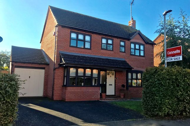 Thumbnail Detached house for sale in Hopkins Way, Wellesbourne, Warwick