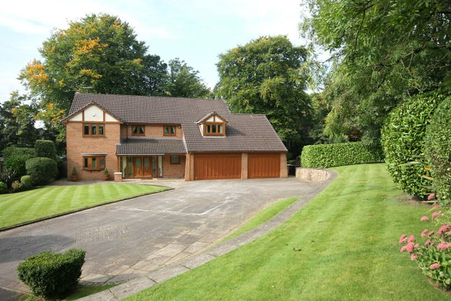 Thumbnail Detached house for sale in Meadowfield, Lostock, Bolton