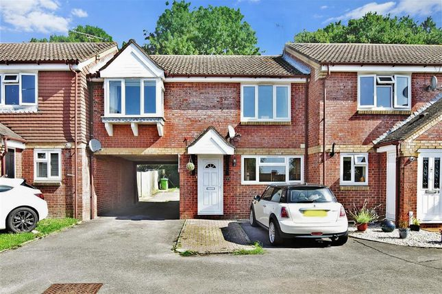 Thumbnail Mews house for sale in Swan Close, Southwater, Horsham, West Sussex