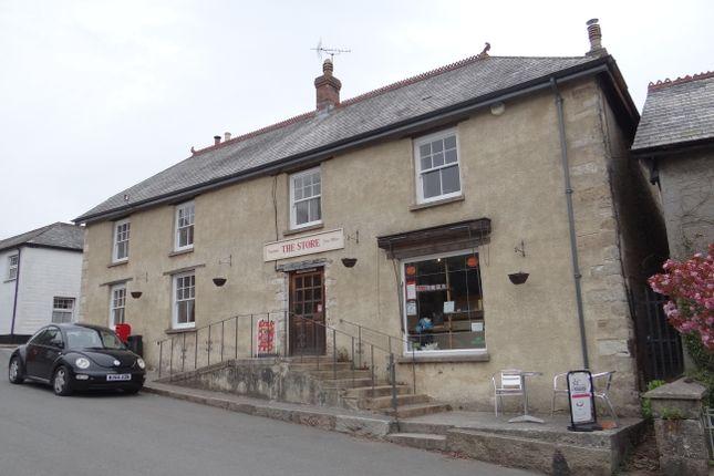 Thumbnail Retail premises for sale in South Zeal, Okehampton, Devon