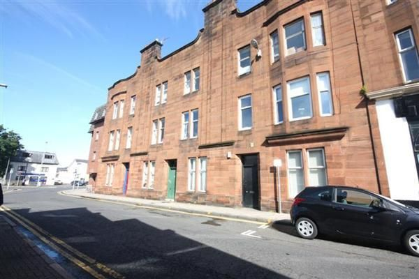 Thumbnail Flat for sale in Dalblair Road, Ayr