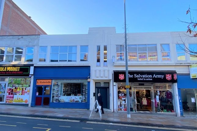 Thumbnail Commercial property for sale in 19-23 Stafford Street, Hanley, Stoke-On-Trent, Staffordshire