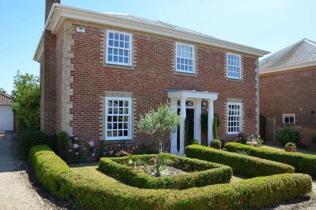 Thumbnail Detached house for sale in High Row Field, Felixstowe