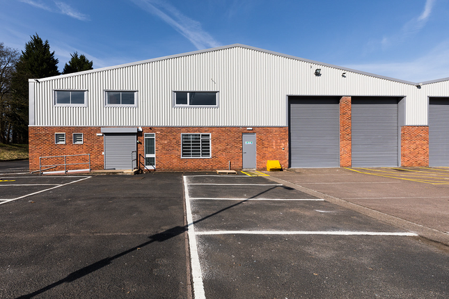 Thumbnail Industrial to let in Off Stourport Road, Kidderminster