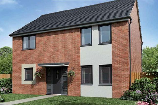 "Thumbnail Detached house for sale in ""The Lowery "" at Elmwood Park Court, Newcastle Upon Tyne"