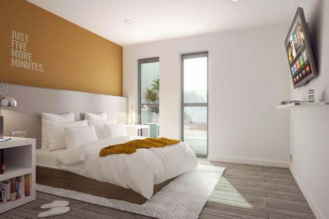 Bedroom of Salisbury Street, Liverpool L3