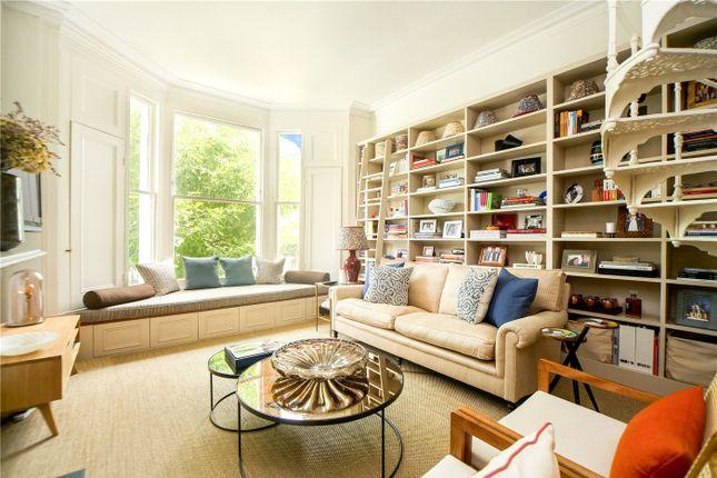Thumbnail Maisonette to rent in Leamington Road Villas, London