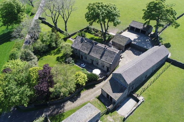 Thumbnail Detached house for sale in Platts Farm, Ughill, Sheffield