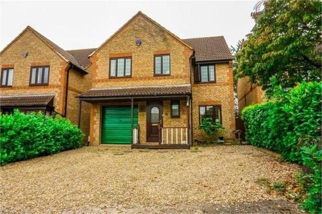 Thumbnail Detached house for sale in Ireland Close, Browns Wood, Milton Keynes, Buckinghamshire