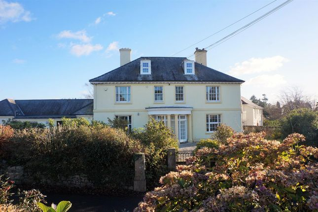 Thumbnail Detached house for sale in Lamellion Cross, Liskeard