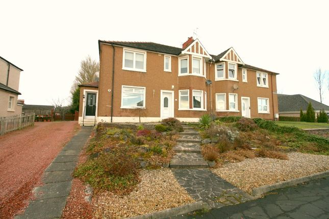 Thumbnail Flat for sale in Haughview Road, Motherwell