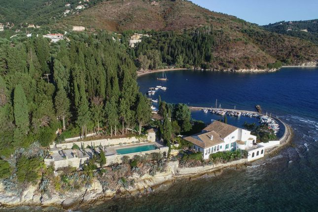 Thumbnail Villa for sale in Kalami, Corfu, Ionian Islands, Greece
