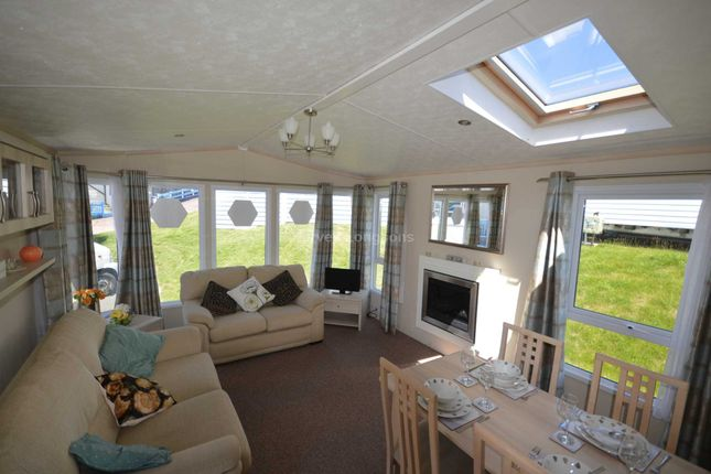 Thumbnail Mobile/park home for sale in Gillard Road, Berry Head, Brixham