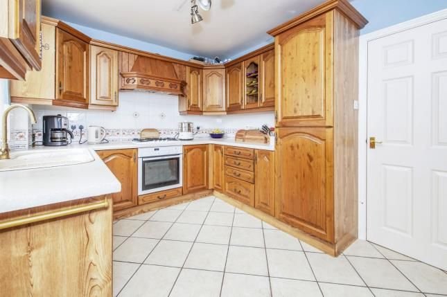 Kitchen of Iris Avenue, Birstall, Leicester, Leicestershire LE4
