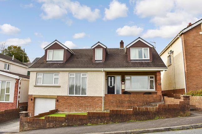 Thumbnail Detached house for sale in Pascoes Avenue, Bridgend