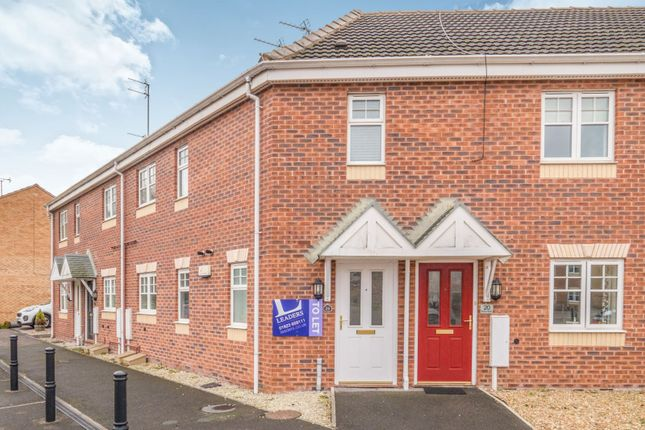 Thumbnail Flat to rent in Ruby Way, Mansfield