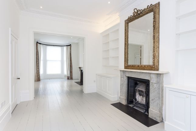 Thumbnail Terraced house to rent in St. Lawrence Terrace, London