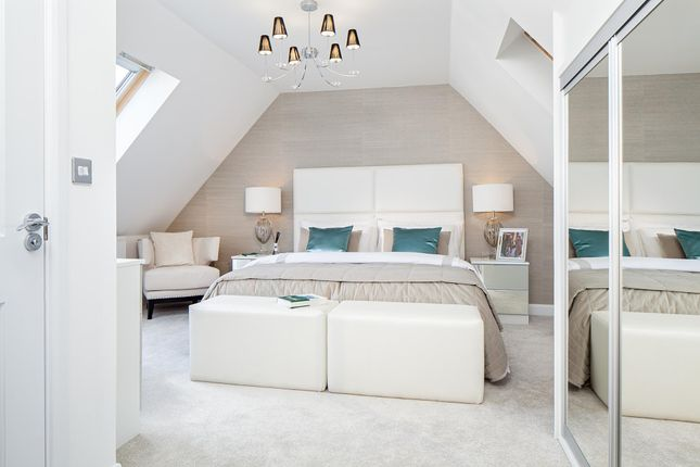"Thumbnail Detached house for sale in ""Moorecroft"" at St. Brides Road, Wick, Cowbridge"
