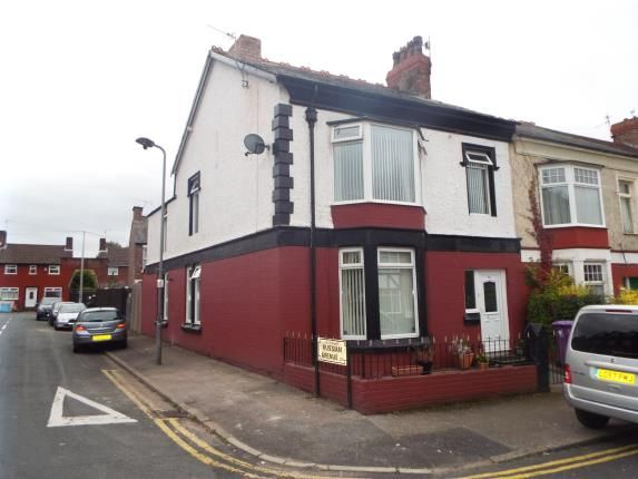 Thumbnail Terraced house for sale in Russian Drive, Liverpool, Merseyside, England