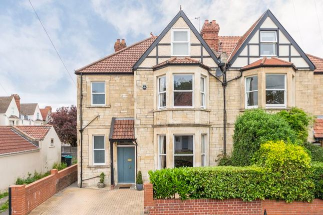 Thumbnail Semi-detached house for sale in Grange Court Road, Westbury-On-Trym, Bristol