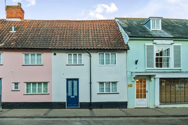 Thumbnail Cottage for sale in Market Place, Saxmundham