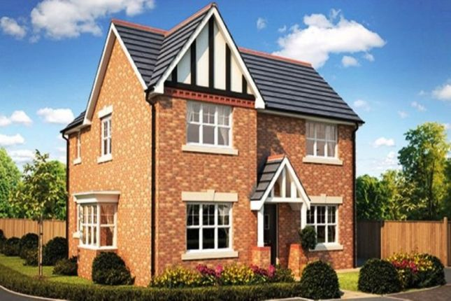 Thumbnail Detached house for sale in The Pastures Fleetwood Road, Wesham, Preston