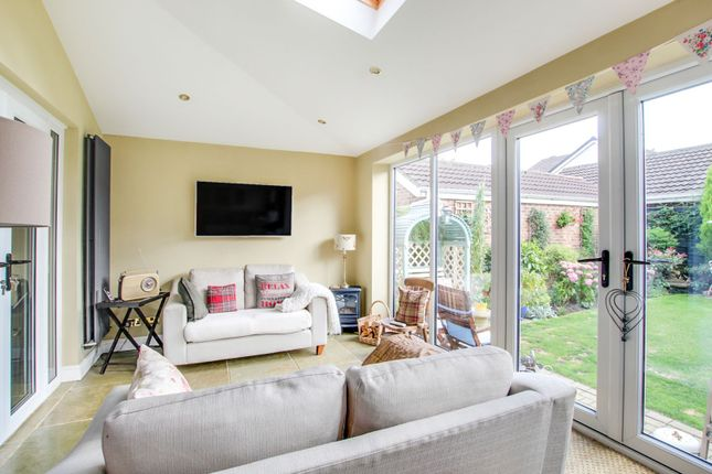 Thumbnail Detached house for sale in St Peters View, Bilton