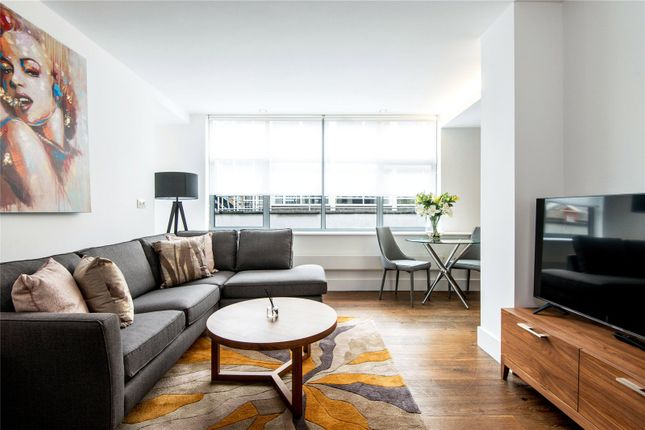 1 bed flat for sale in St John's Square, London EC1M