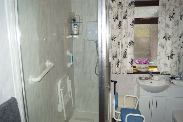 Shower Room of Cwm Alarch Close, Mountain Ash CF45