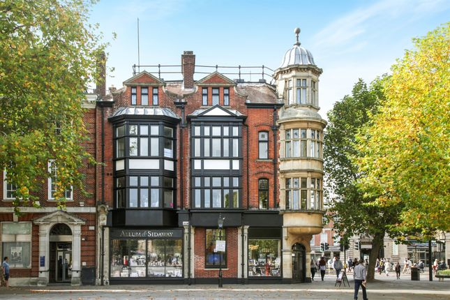 Thumbnail Flat for sale in Minster Street, Salisbury