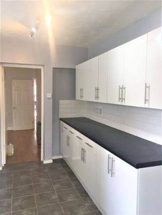 Thumbnail Terraced house to rent in Garfield Terrace, Ebbw Vale