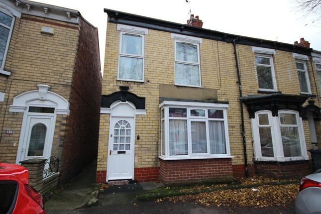 Thumbnail Shared accommodation for sale in Goddard Avenue, Hull, East Yorkshire