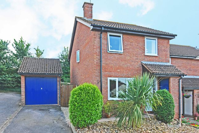 Thumbnail End terrace house to rent in Hillcrest, Ottery St. Mary