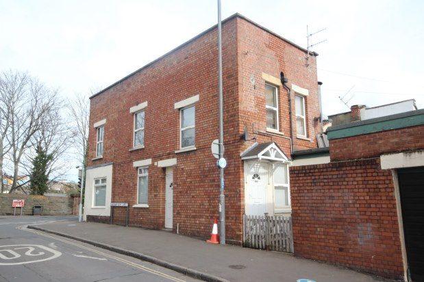 Thumbnail Flat to rent in Coronation Road, Bristol